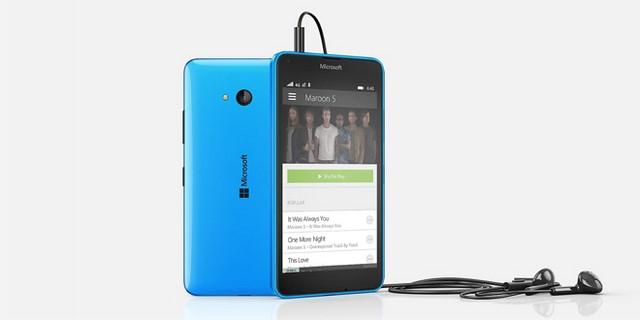 Lumia 640 cho thời lượng nghe nhạc đến 86h