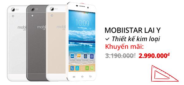 Điện thoại di động Mobiistar LAI Y
