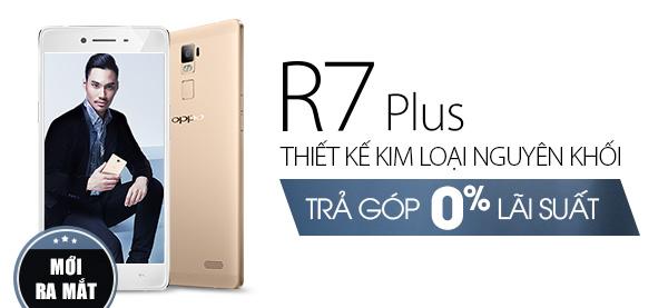 Điện thoại di động OPPO R7 Plus