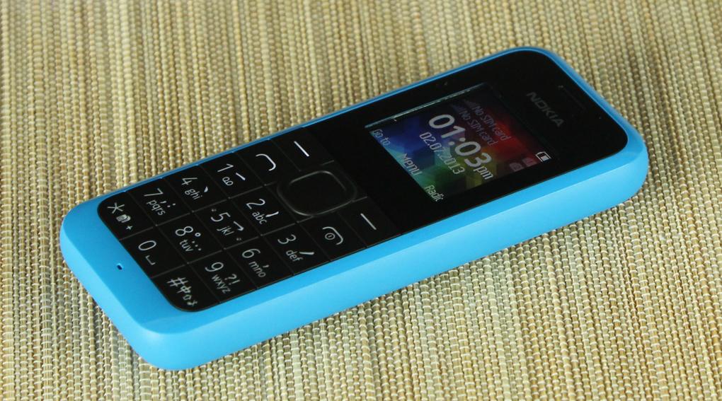 Thiết kế của Nokia 105 Dual SIM--1-2