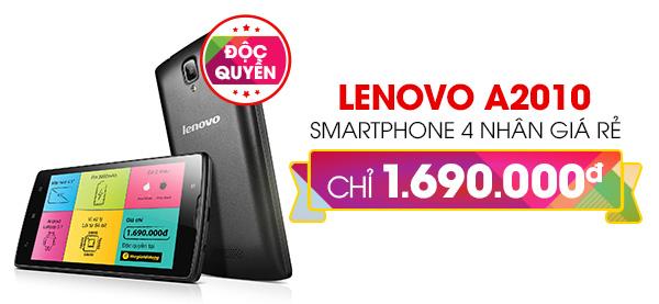 Điện thoại di động Lenovo A2010