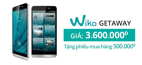 Điện thoại di động Wiko Getaway