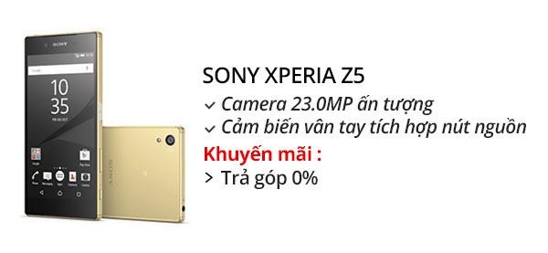 Điện thoại di động Sony Xperia Z5 Dual