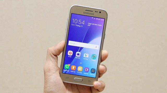 Samsung Galaxy - J2 điện thoại hỗ trợ 4G giá tốt cấu hình ổn