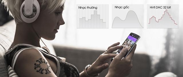 Công nghệ mới giúp xử lý âm thanh chi tiết và mô tả lại gần giống nhất với âm từ phòng thu