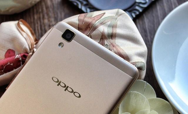 Camera sau ấn tượng với nhiều tính năng thú vị đến từ Oppo