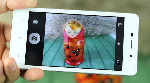 Camera hỗ trợ các hiệu ứng chỉnh sửa thông minh, tính năng ẩn hình ảnh rất thú vị