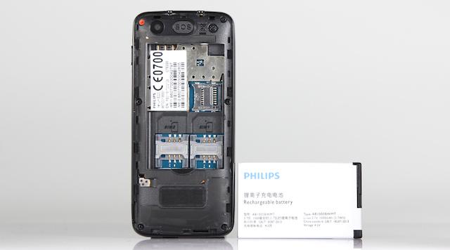 Thiết bị hỗ trợ hai sim và có khe cắm thẻ nhớ ngoài MicroSD