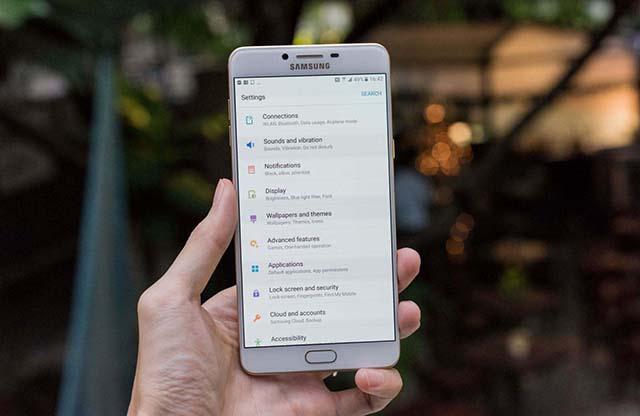 Giao diện Grace UX mới của Samsung