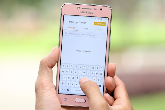 Samsung Galaxy J2 Prime - Máy có thể chơi một số tựa game nhẹ nhàng
