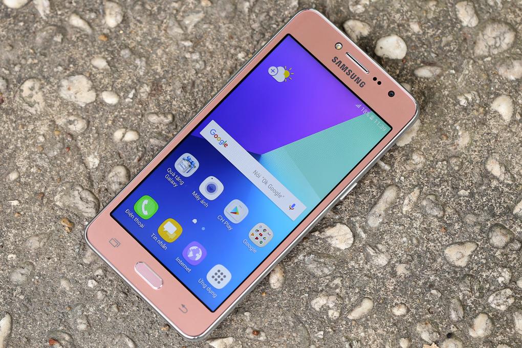 Samsung Galaxy J2 Prime - Màn hình IPS cho góc nhìn tốt