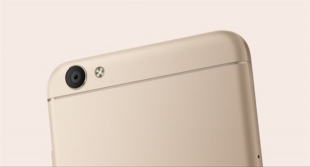 Vivo V5 - Camera selfie 20 MP