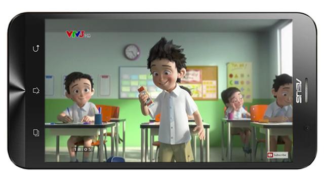 ASUS ZENFONE GO TV ZB551KL - Tính năng Solo TV