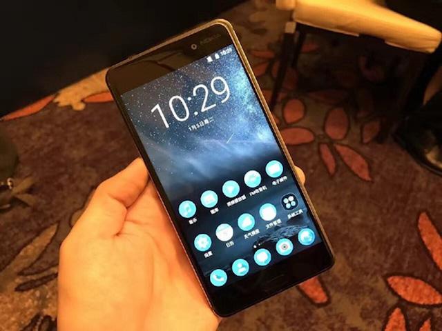 Nokia 6 - Màn hình viền cong 2.5D