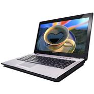 Laptop Lenovo IdeaPad Z470 Intel Core I5 2520M 25GHz
