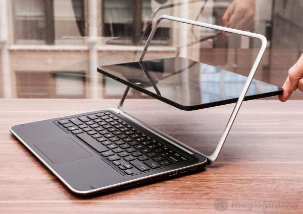 XPS Duo 12 design