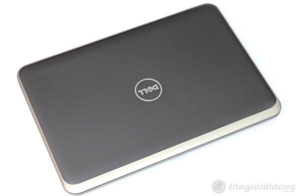 Dell Inspiron 5537 thiết kế nhôm chắc chắn