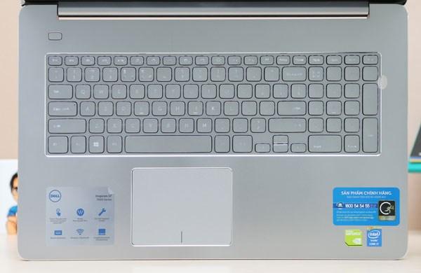 Dell Inspiron 7737 Touchpad + bàn phím