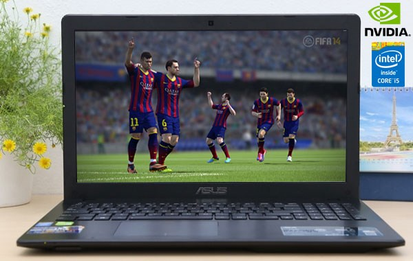 Asus P550LD intel core i5 haswell, NVIDIA GeForce GT 820M 2GB
