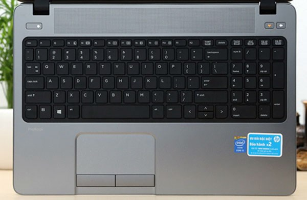 HP Probook 450 G1 chiclet keyboard