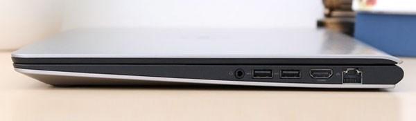 Dell Inspiron 15 5547 hdmi, lan, usb 3.0, usb 2.0