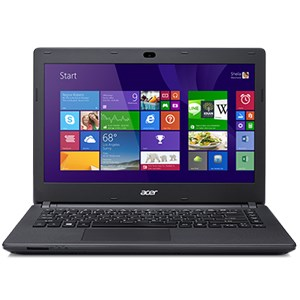 Laptop Acer Aspire ES1 411 N3540/4G/500G/Win8.1/KhôngDVD