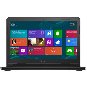 Laptop Dell Vostro 3558 i3 4005U/4GB/500GB/Win8.1