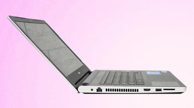 Dell Inspiron 5459 i3 6100U - 2 cạnh bên máy