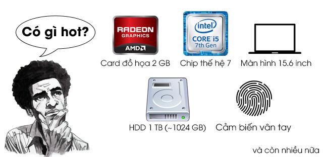 Dell Vostro 3568 i5 7200U/4GB/1TB/2GB M420/Win10