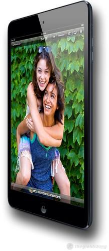 Chụp ảnh chân thực hơn với camera của iPad mini