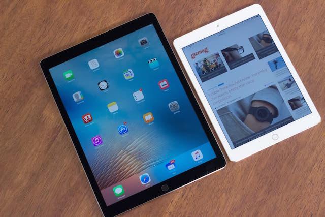 Nếu bạn nghĩ những chiếc iPad trước đây là đã to thì hãy so sánh với iPad Pro 12.9 inch