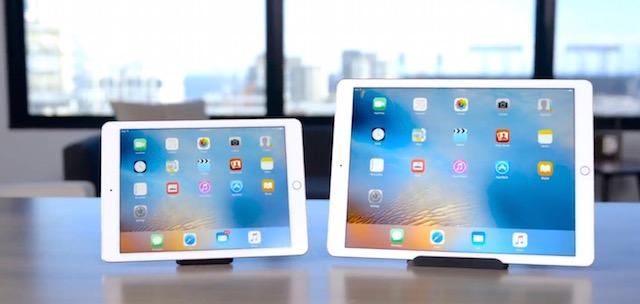 So với màn hình quá to 12.9 inch của iPad pro đời đầu thì 9.7 inch là một con số rất ấn tượng