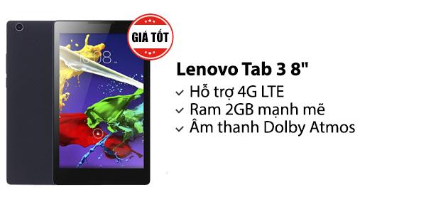 """Lenovo Tab 3 8"""""""