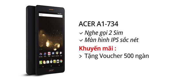 Acer Iconia Talk S A1-734