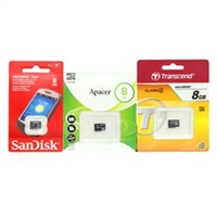 Thẻ nhớ Thẻ nhớ MicroSD 8Gb Class 4