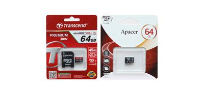 Thẻ nhớ Thẻ nhớ MicroSD 64gb class 10_U1