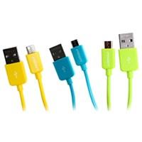 Cáp Micro USB Pisen MU01-800