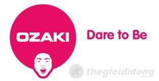 Logo và slogan của Ozaki