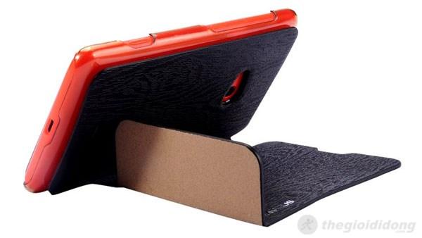 Ốp lưng Lumia 625 có chân đế gấp linh hoạt và vững chắc