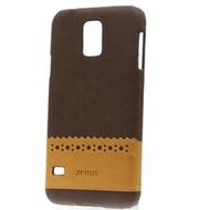 Ốp lưng da Galaxy S5 Zenus