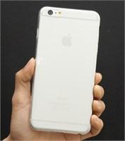 Ốp lưng - Flipcover điện thoại Ốp lưng nhựa dẻo iPhone 6 Plus Devia Nude