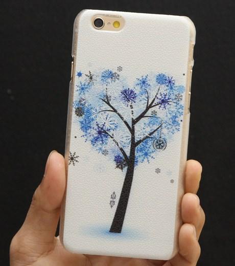 Ốp lưng - Flipcover điện thoại Ốp lưng Iphone 6  Nhựa Cover kiss