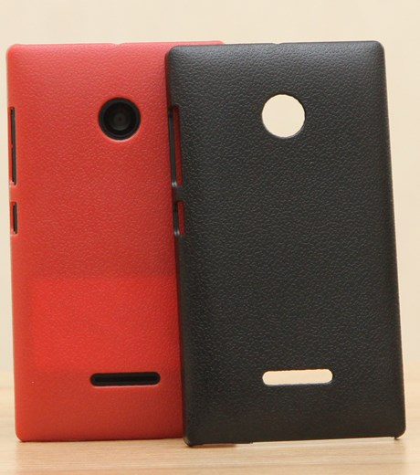 Ốp lưng - Flipcover điện thoại Ốp lưng Microsoft Lumia 435