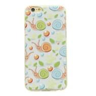 Ốp lưng iPhone 6 - 6s Nhựa dẻo mờ Ốc sên