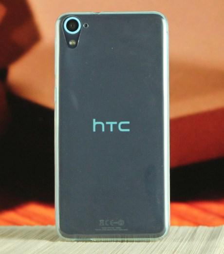 Ốp lưng - Flipcover điện thoại Ốp lưng HTC 626G Nhựa dẻo X Mobile Nude