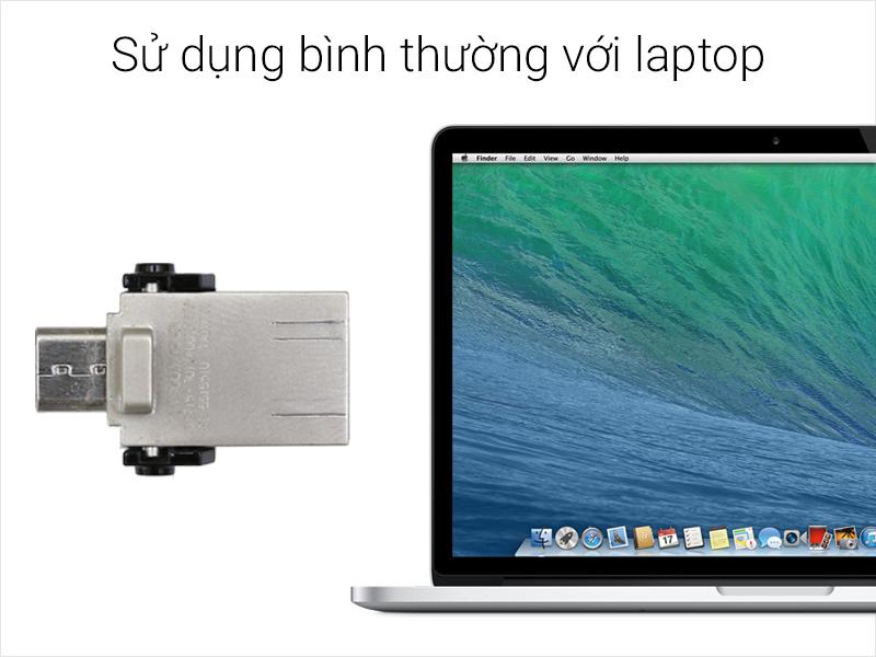 Sử dụng như một chiếc USB thông thường