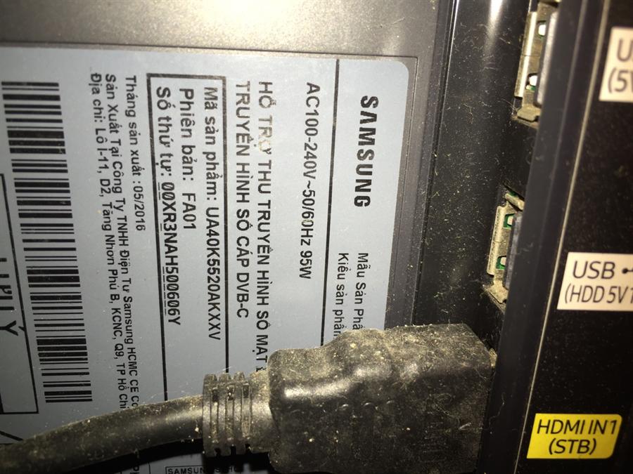 Hướng dẫn cách điều khiển Smart tivi Samsung bằng điện thoại
