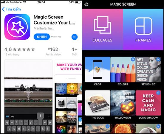 Magic Screen