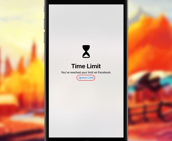 Ignore Limits (Bỏ qua giới hạn)