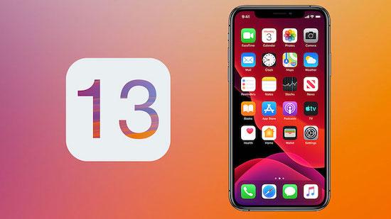 Giới thiệu hệ điều hành iOS 13